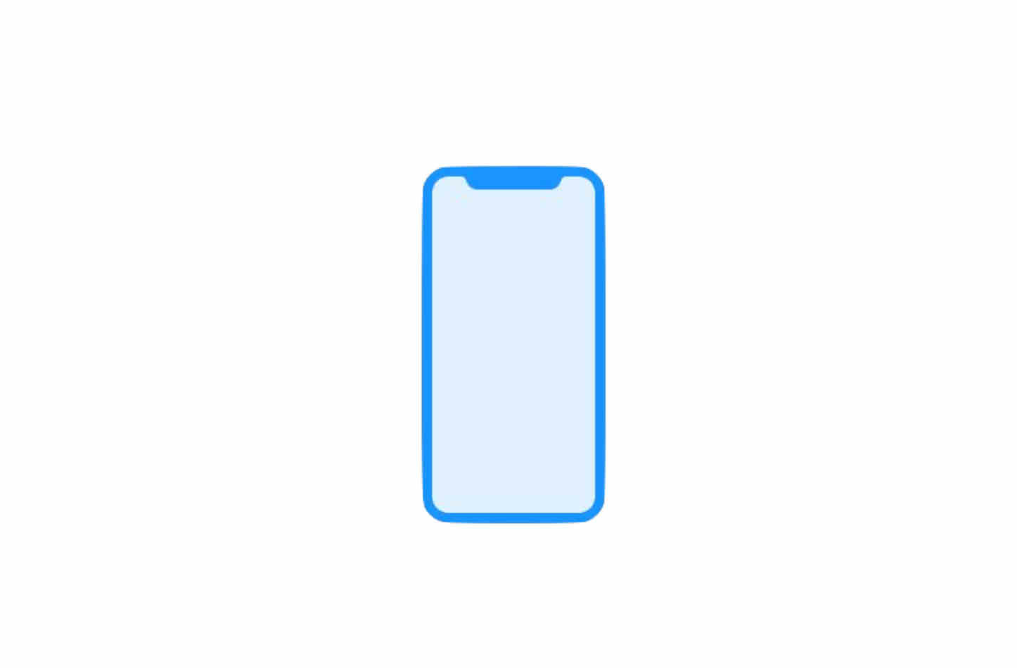 Iphone 8 design found in code