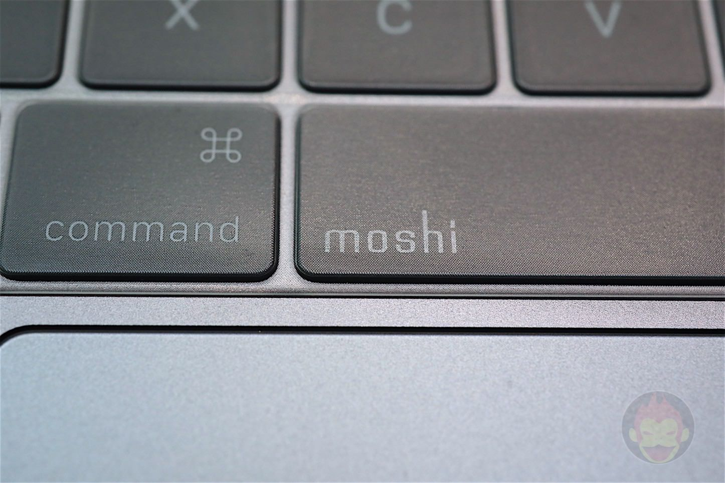 Moshi Clearguard MB with TouchBar