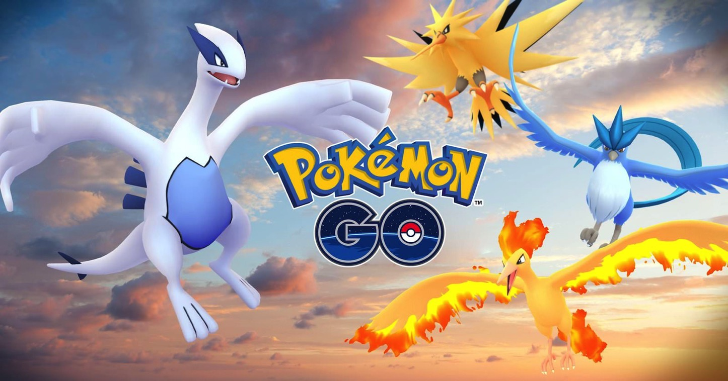 Pokemon go legendary pokemon schedule
