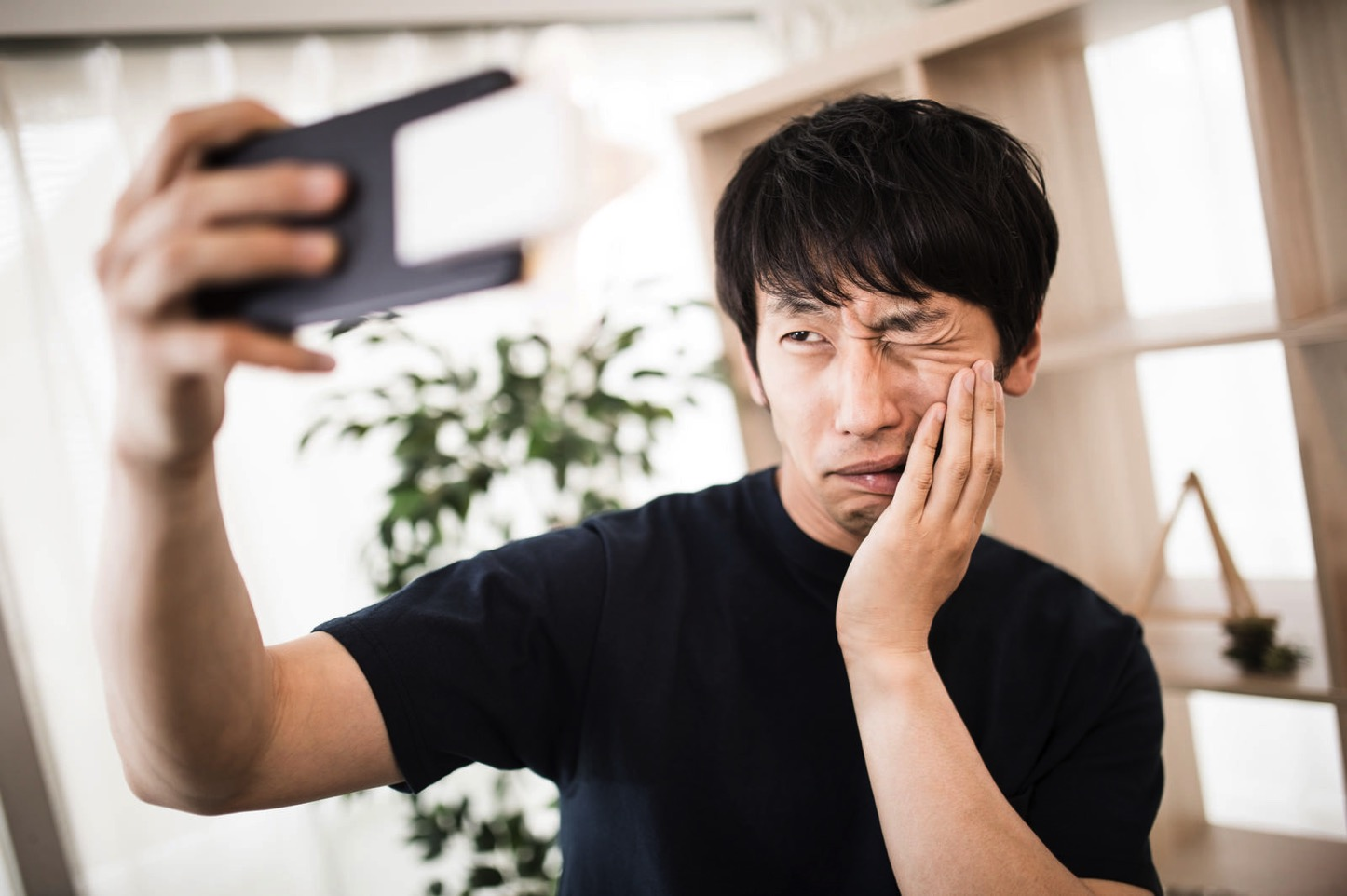 Selfie pakutaso ookawa