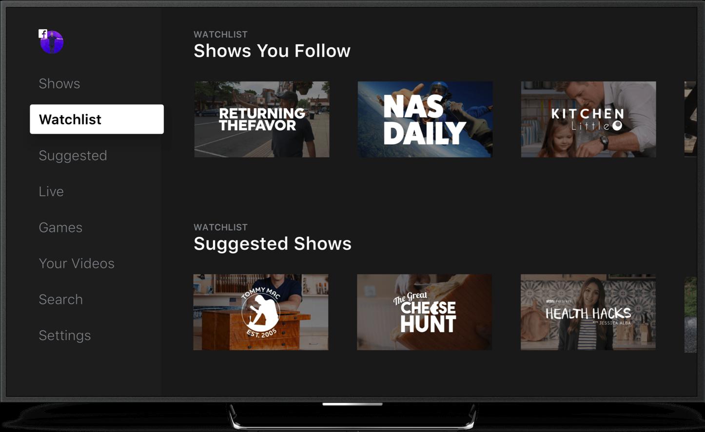09 TV Watchlist