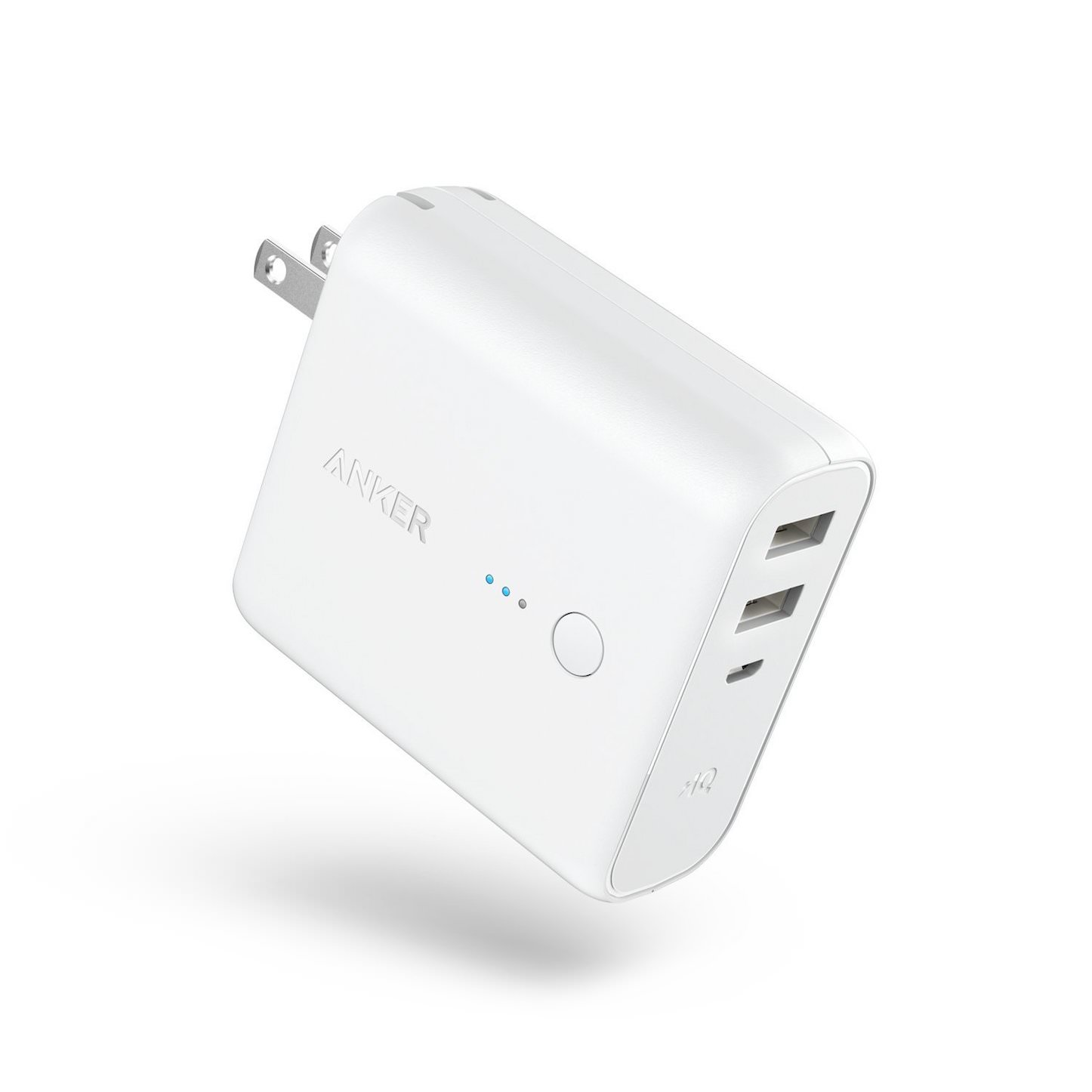 Anker PowerCore Fusion 5000 White Model