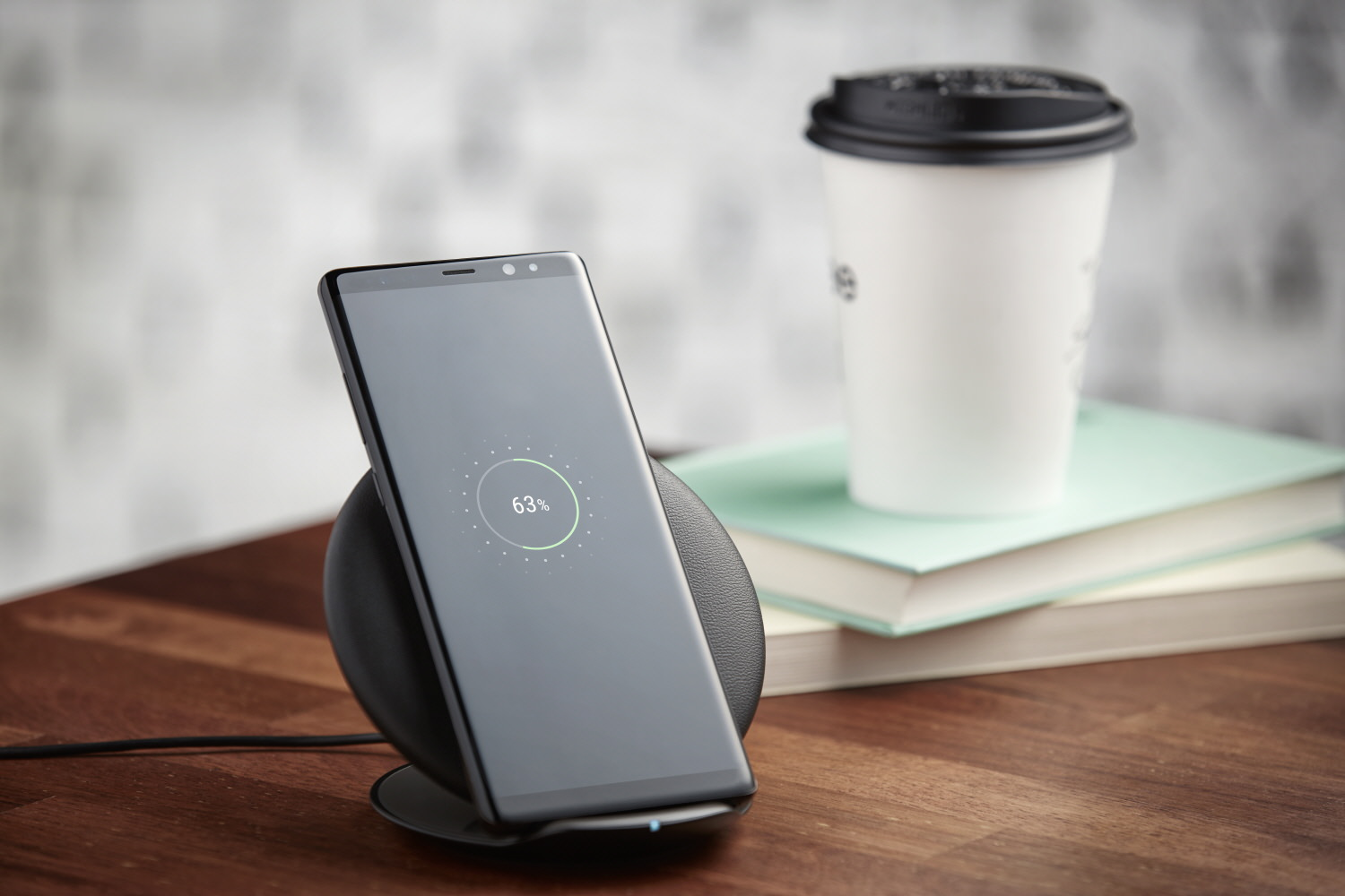 Galaxy Note8 Wireless Charging