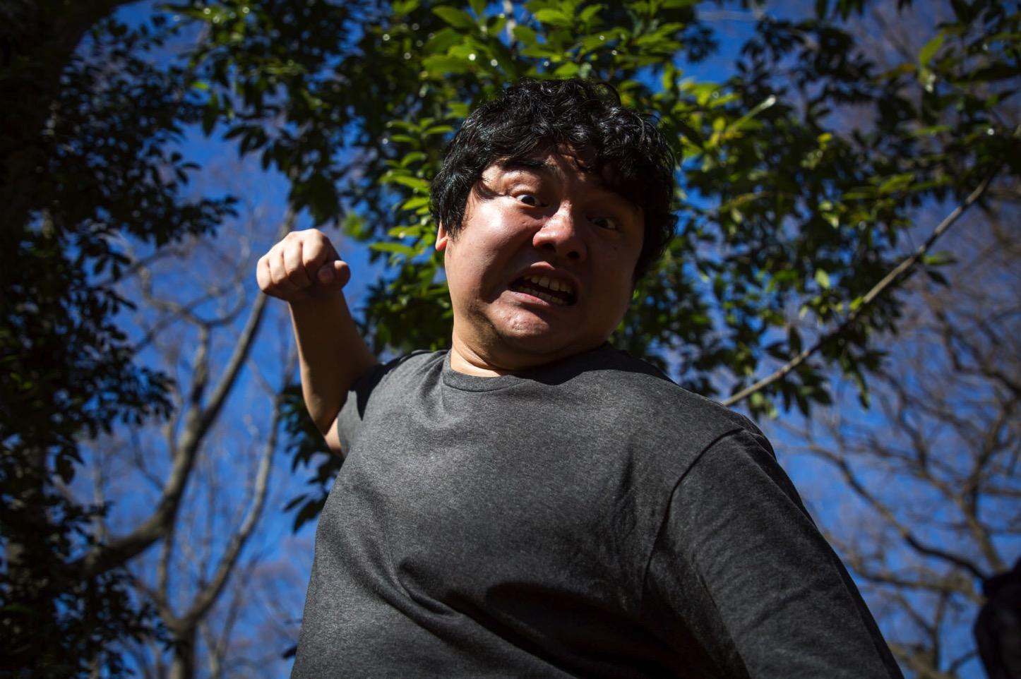 Punching Danda Pakutaso