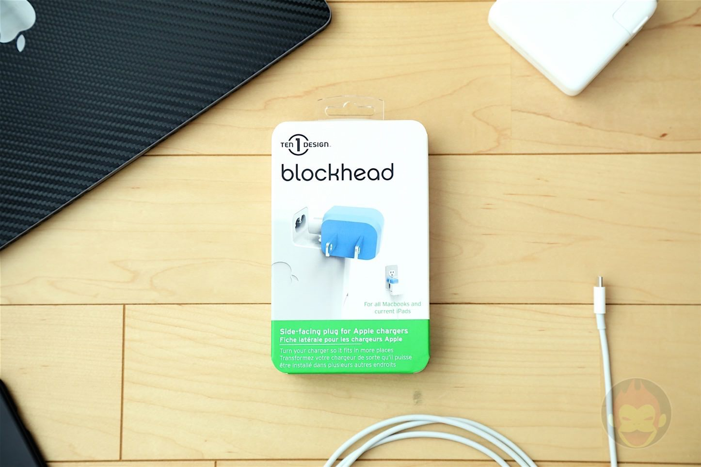 Ten One Design Blockhead for Mac Plug レビュー
