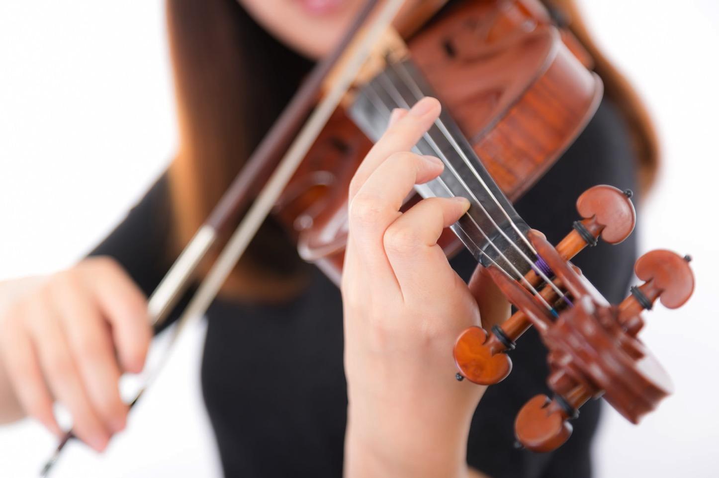 Violinist Pakutaso