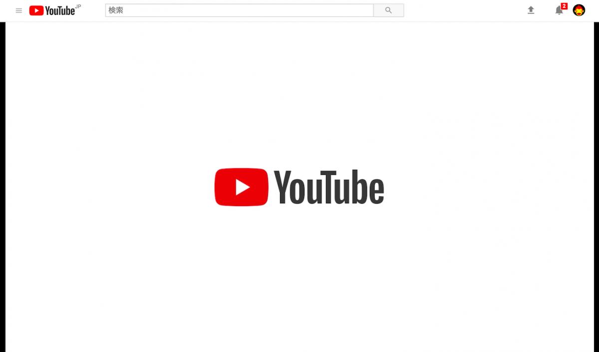 youtube デスクトップ 版