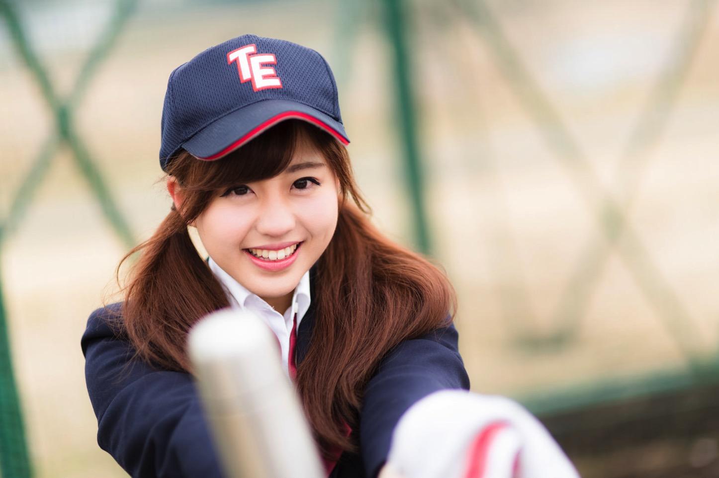 Baseball girl kawamura yuka pakutaso