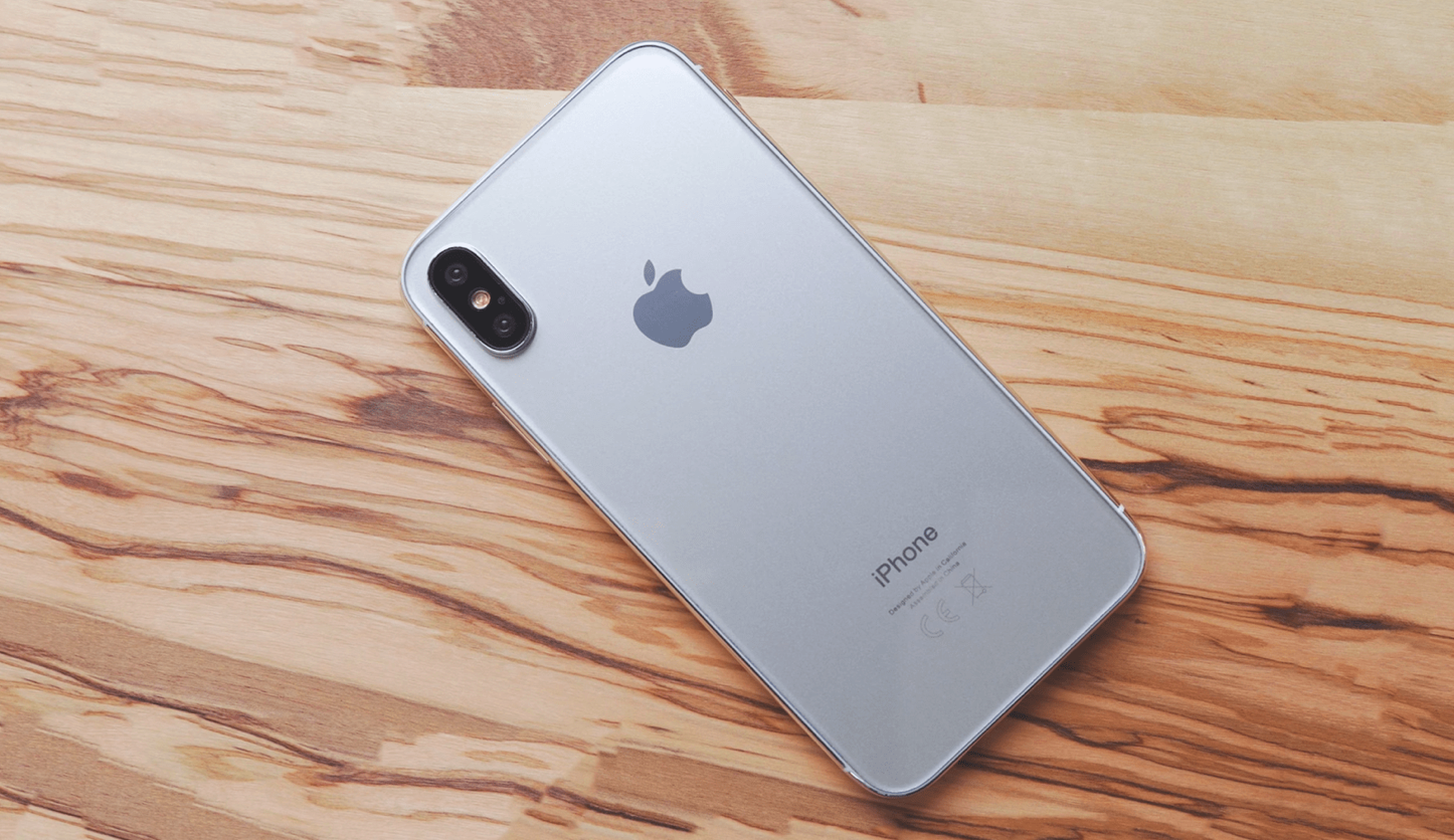 IPhone 8 Pro in Silver