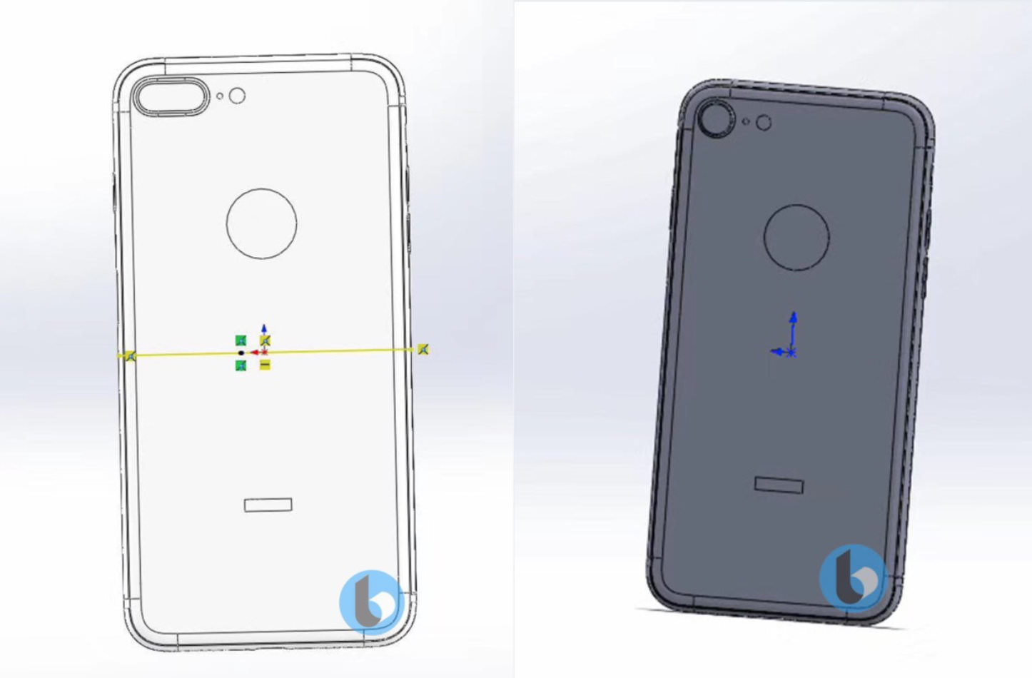 Iphone 8 8plus schematics leak