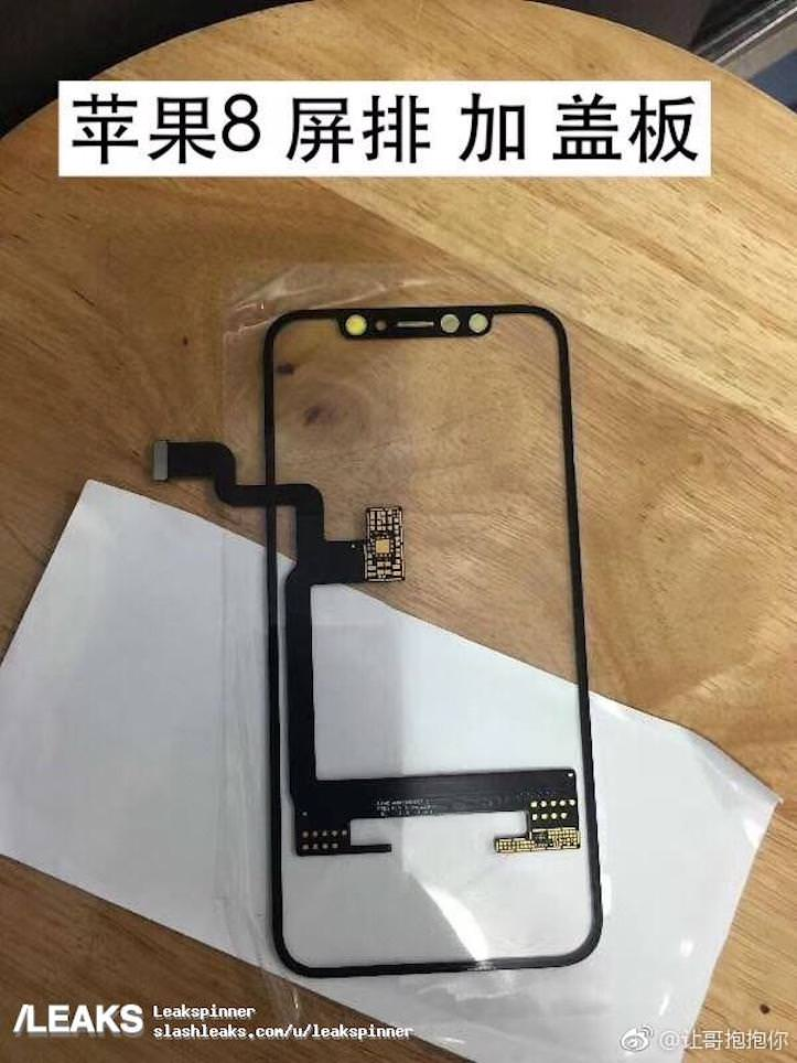 Iphone 8 parts start leaking like mad