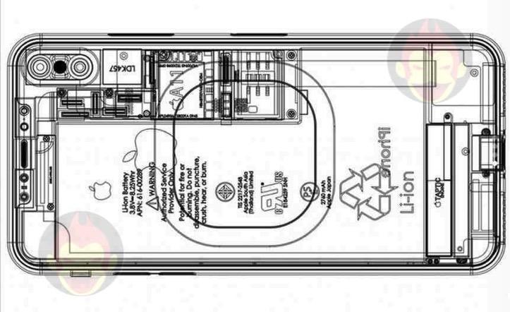 Iphone pro 8 schematics 2