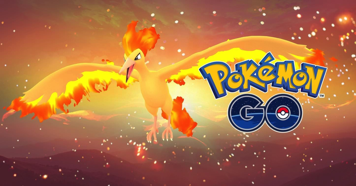 Pokemongo fire