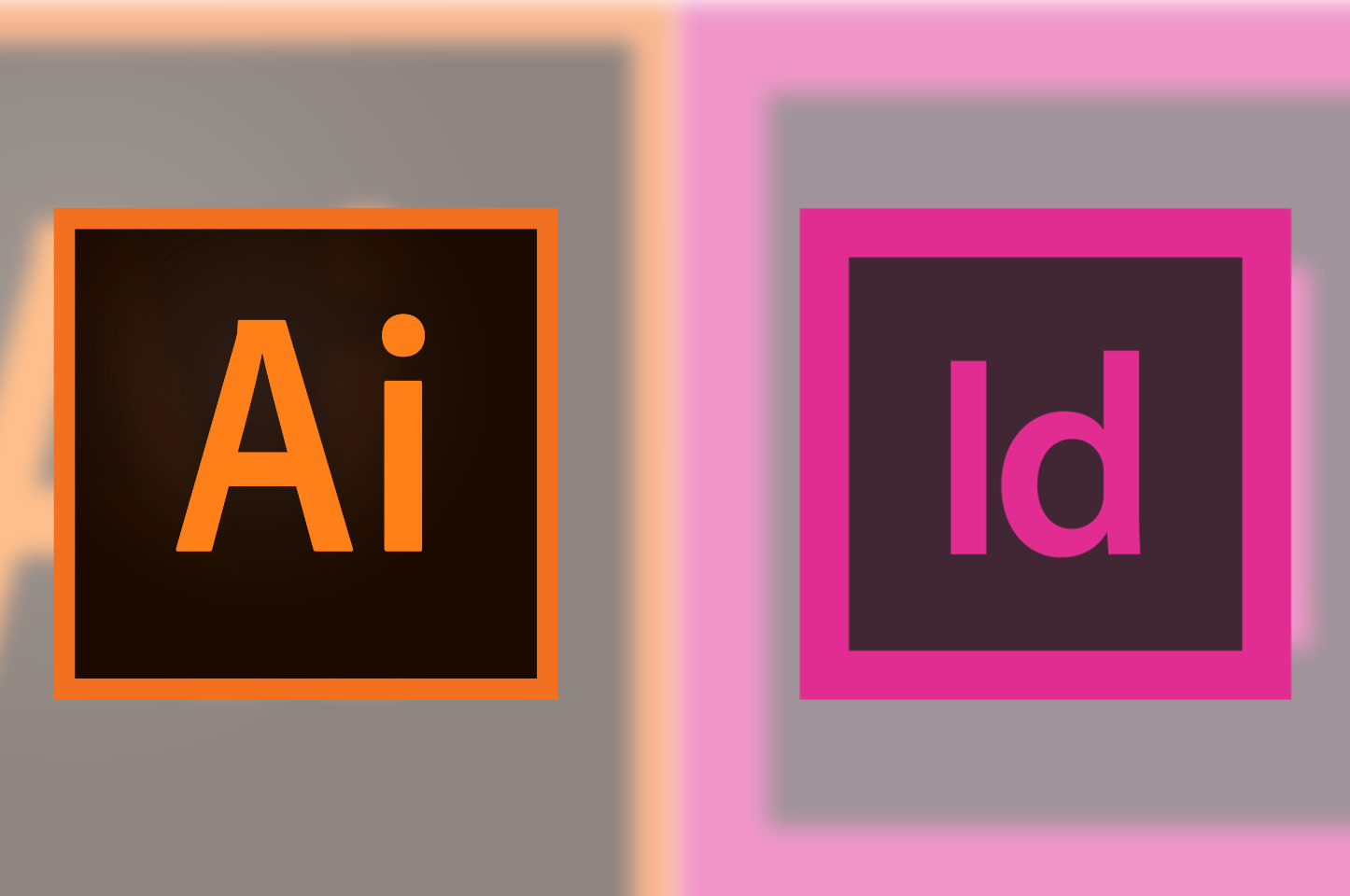 Adobe Illustrator InDesign