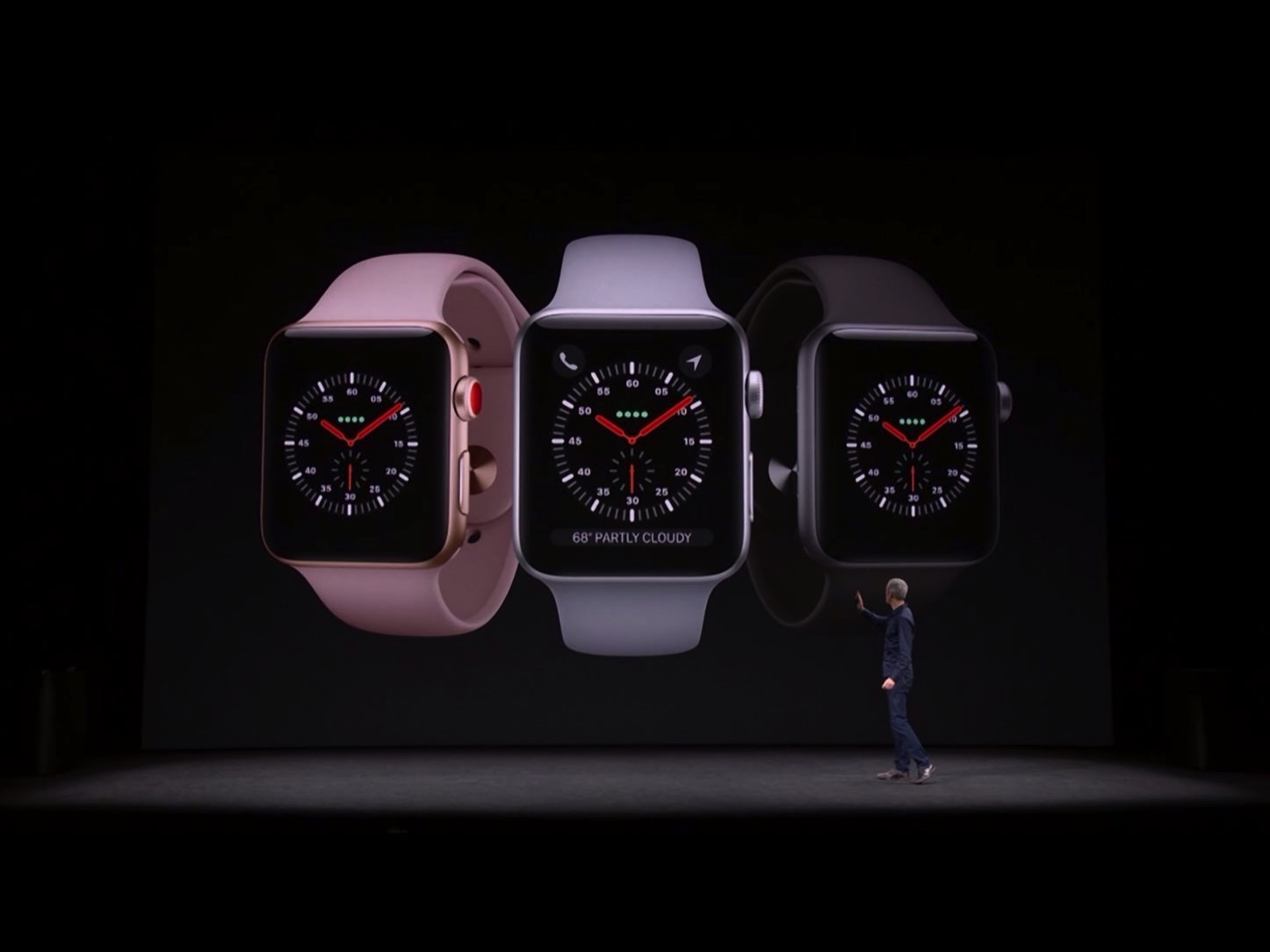 Apple Watch Series 3 18