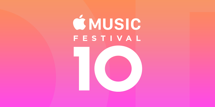 End of Apple Music Festival