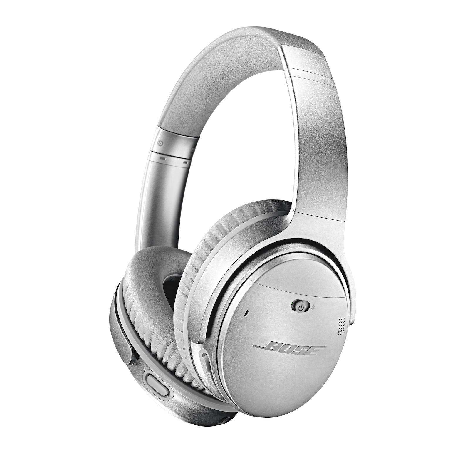 QuietComfort 35 wireless headphones II Silver 1857 2