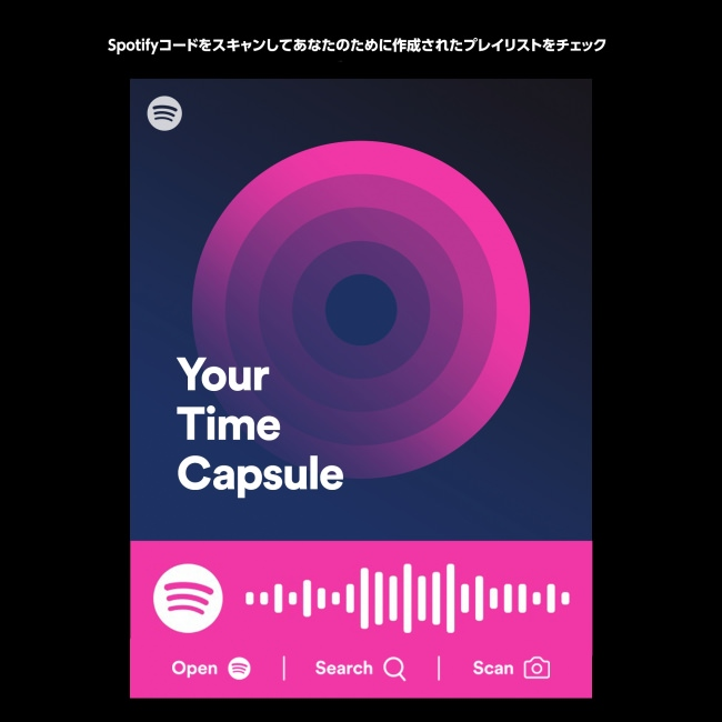 Spotify Playlist QRCode