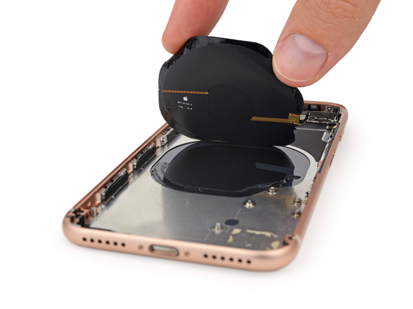 IFixit iPhone8 Report 3