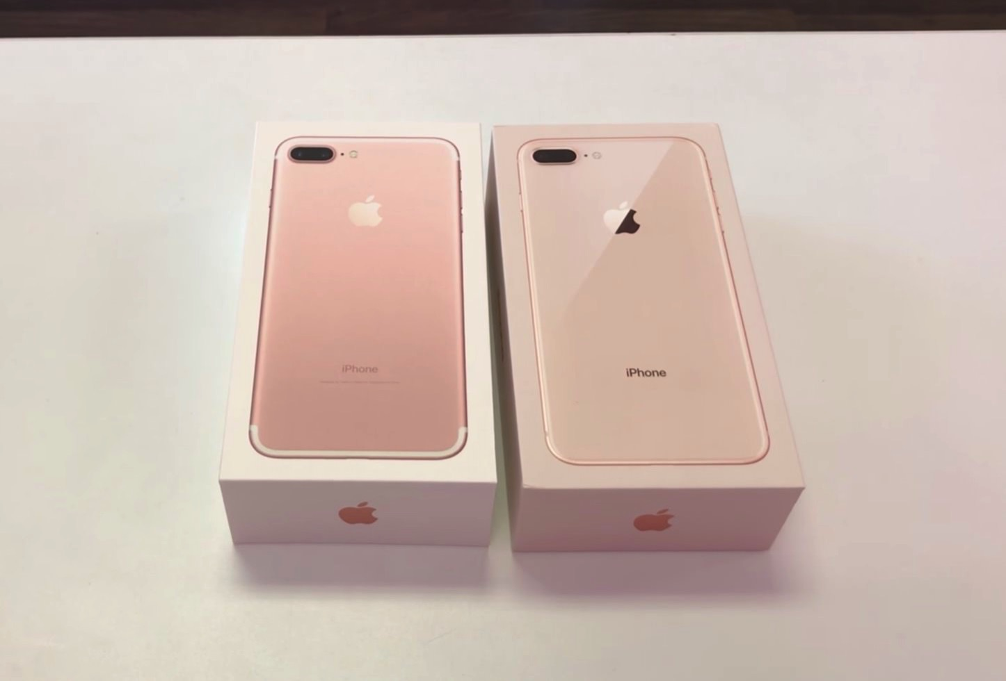 IPhone8Plus Early Unboxing