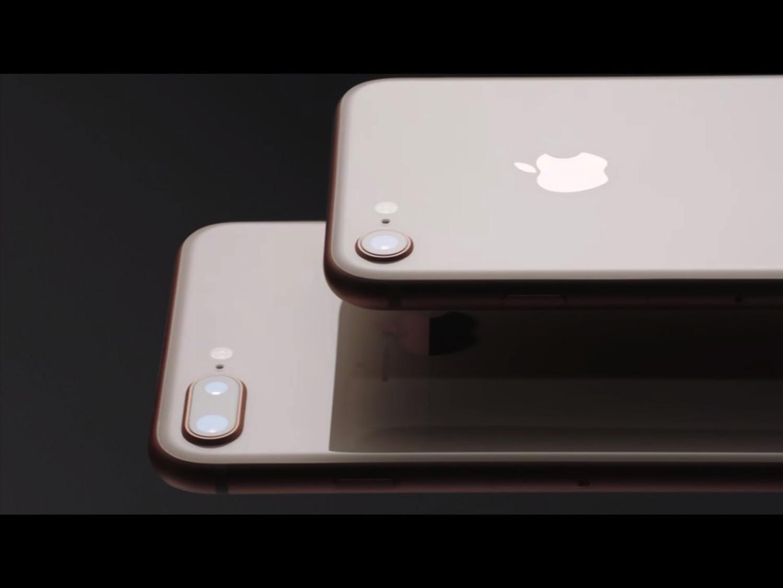 Iphone 8 8 plus正式リリース