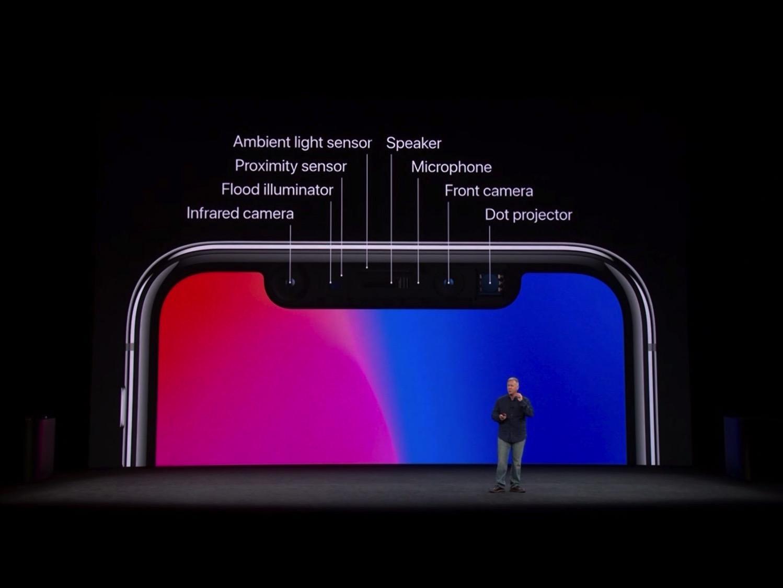 iPhone X 登場