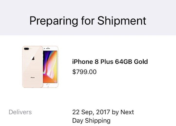Iphone8preparingforshipment