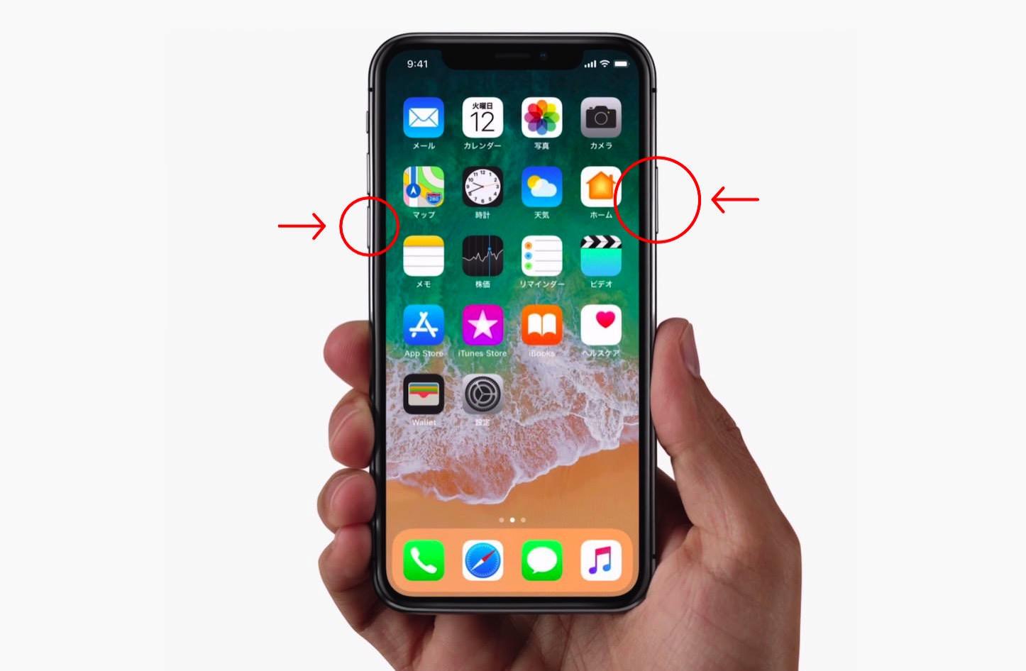 Iphonex reset