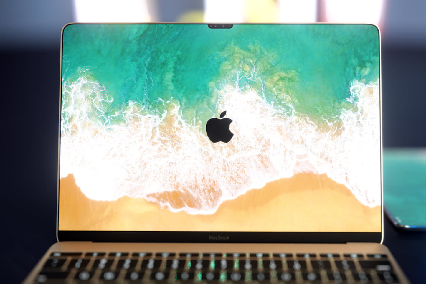 All Apple Devices Become Bezelless CURVED
