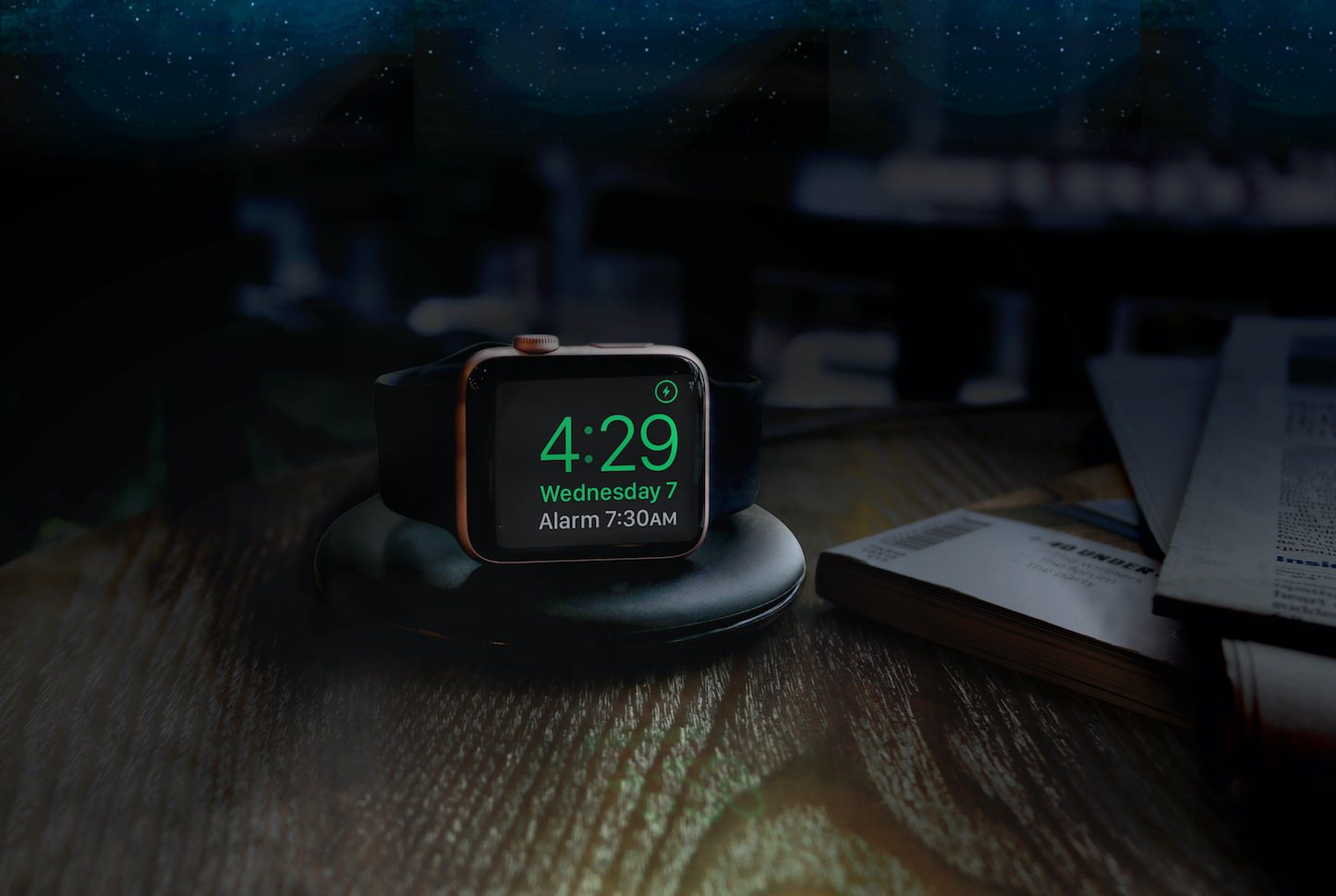 Belkin Travel Stand for Apple Watch