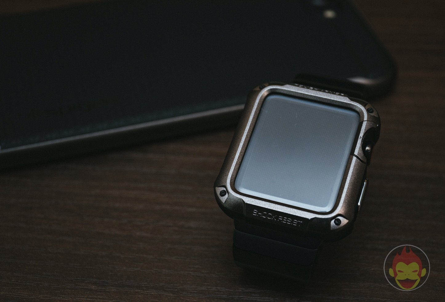 Spigen Touch Armor Apple Watch Case