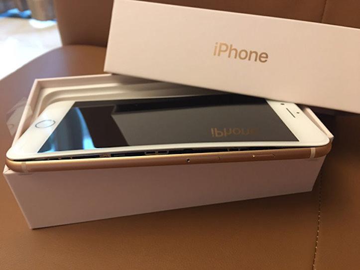Swollen Up iPhone8Plus
