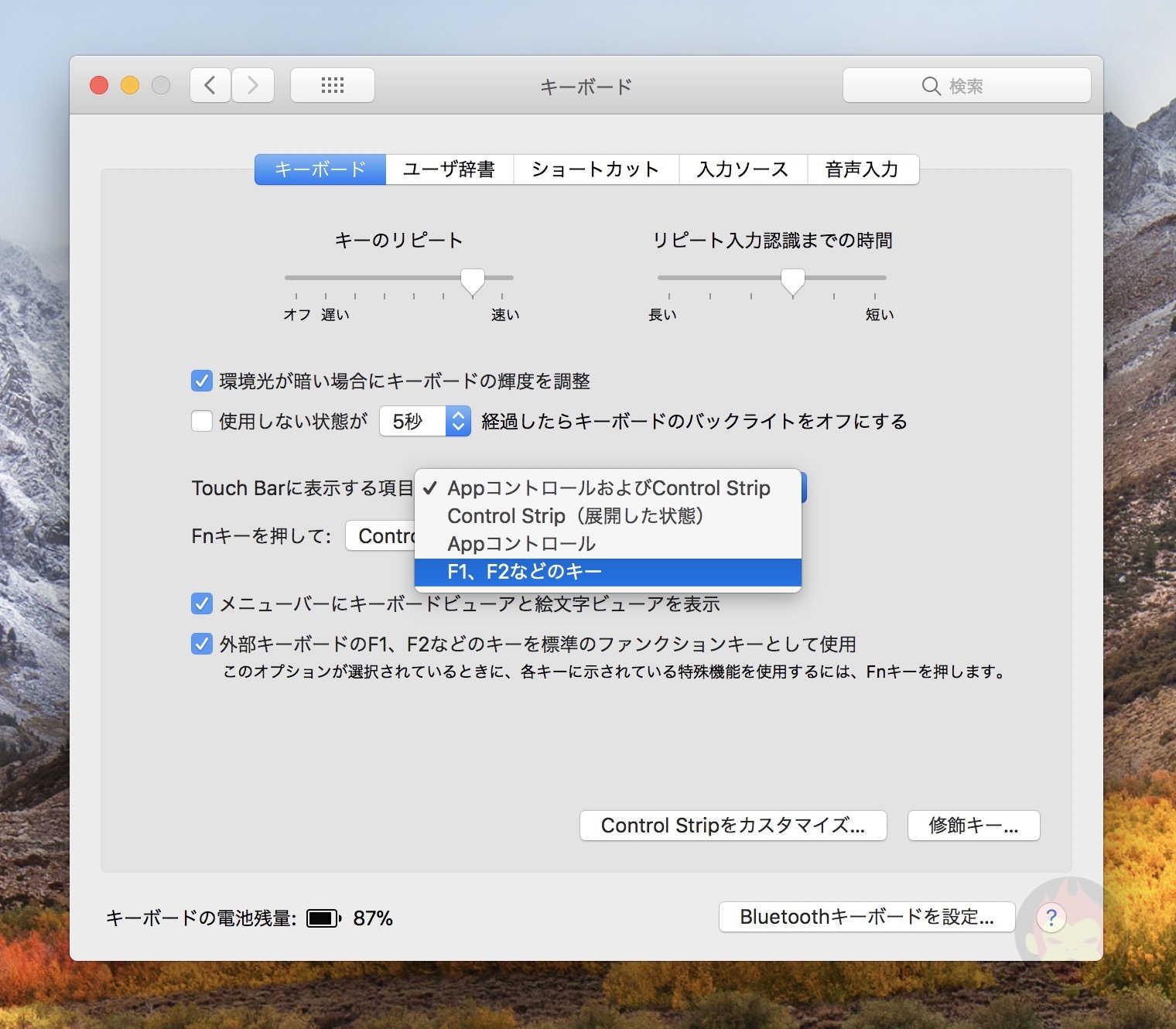 System Preferences How To Keep Function Bar Showing 03