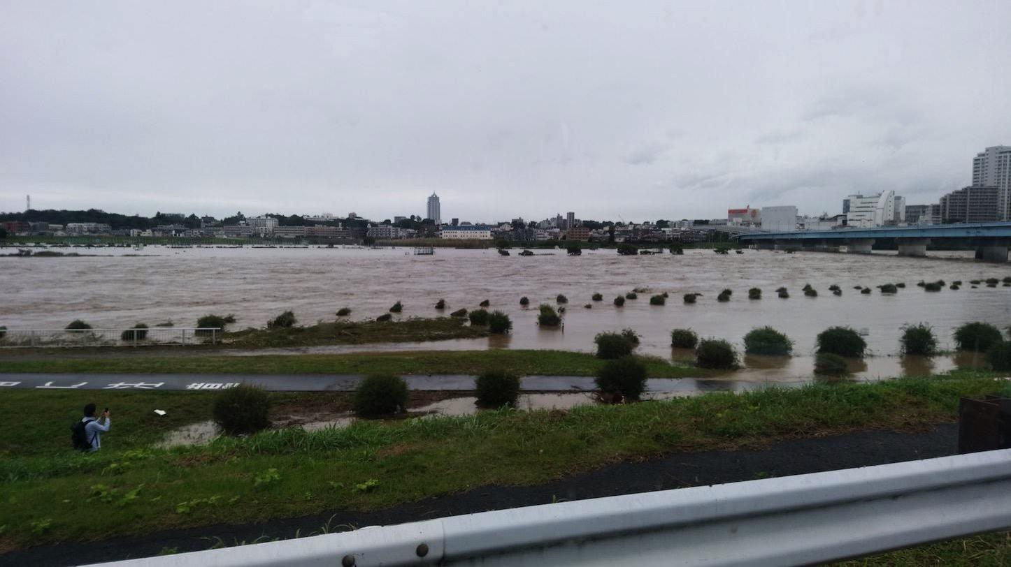 Tamagawa Typhoon21