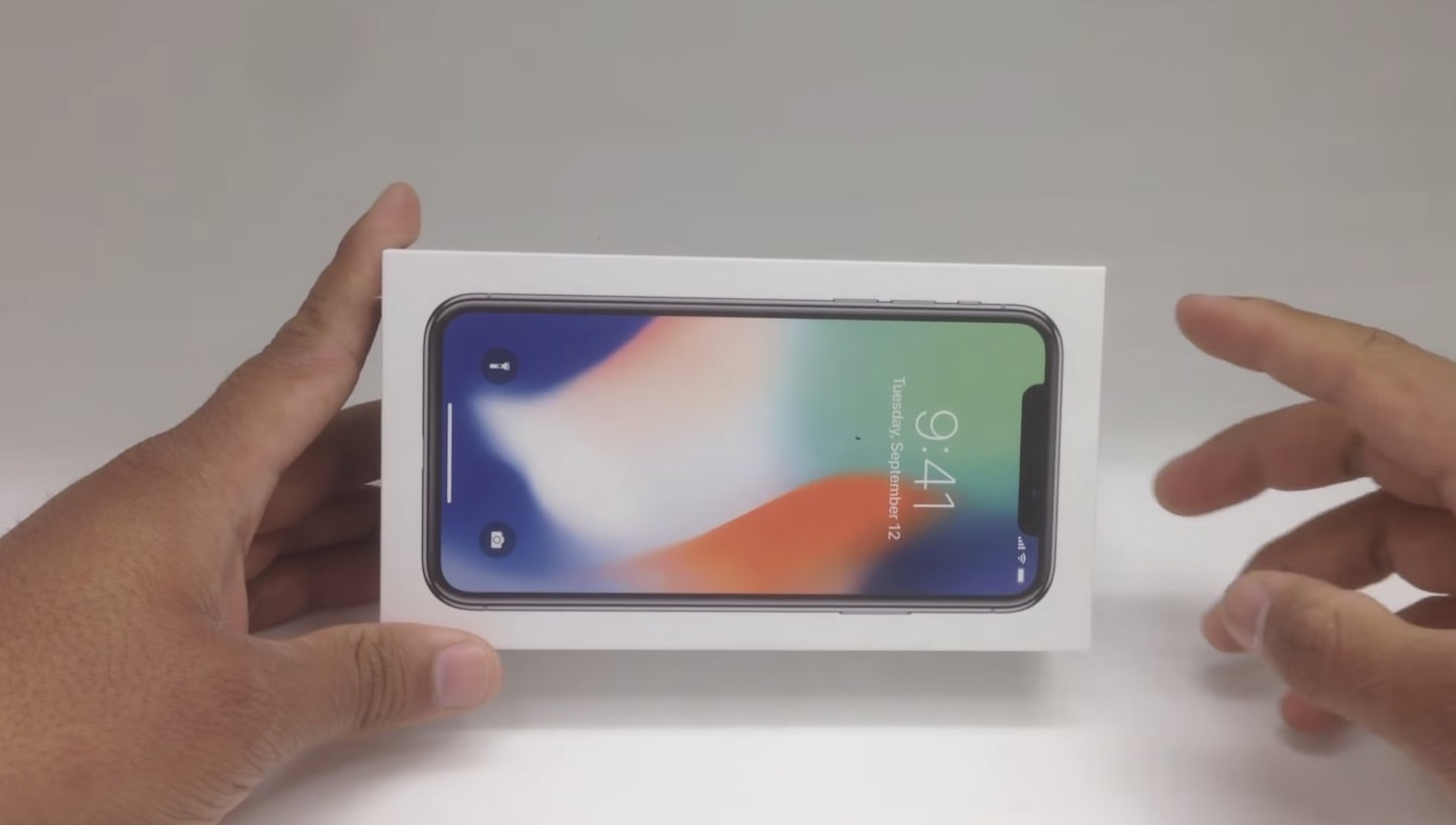 IPhoneX Unboxing in Mexico