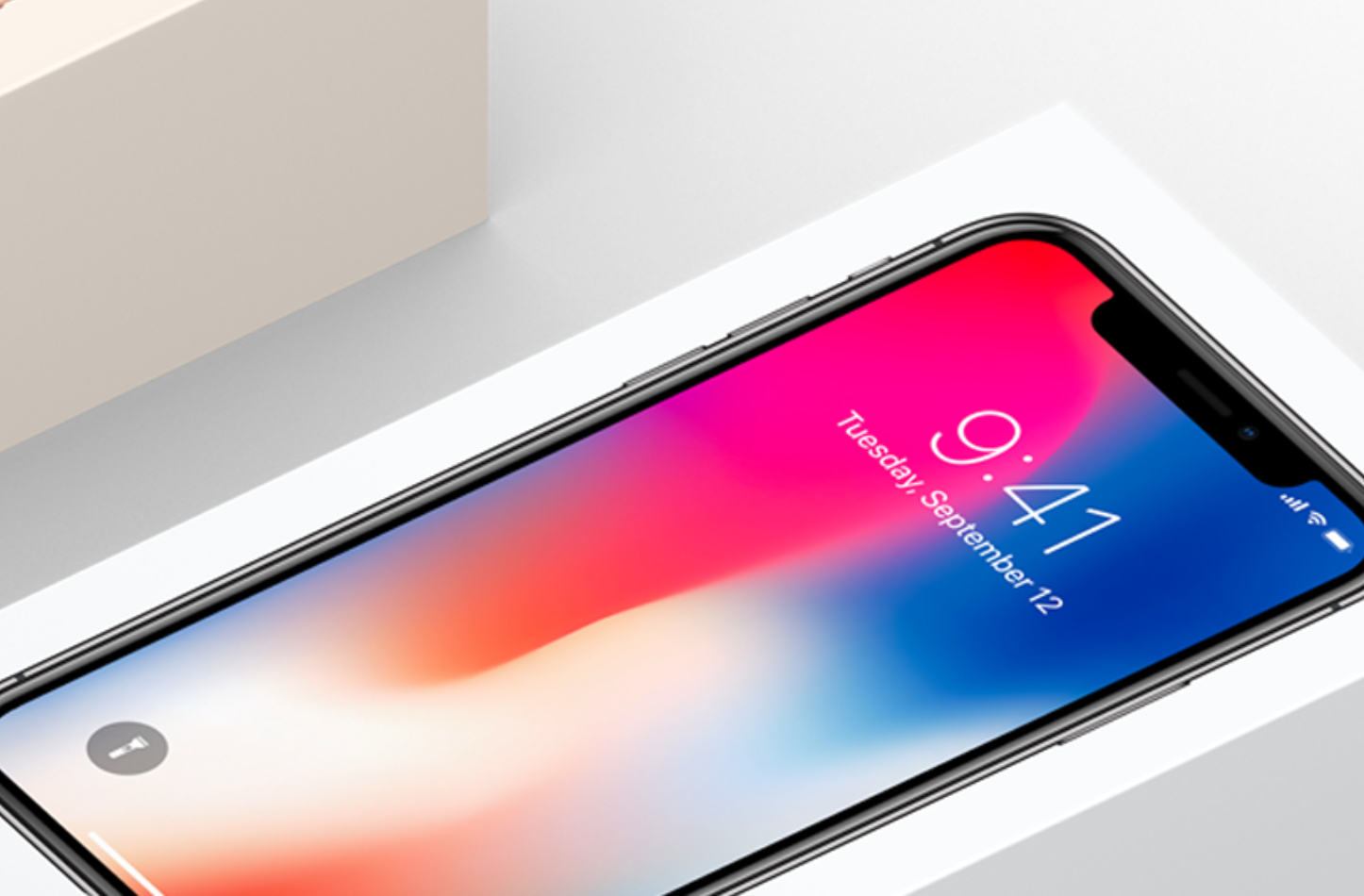 Iphone x package 2