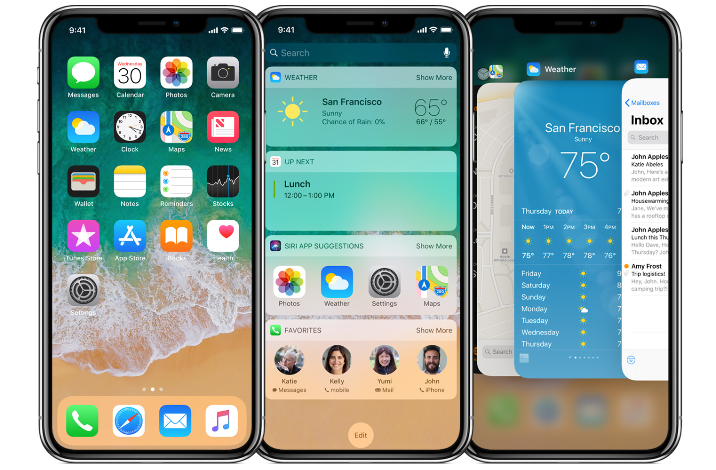 Iphonex human interface guidelines