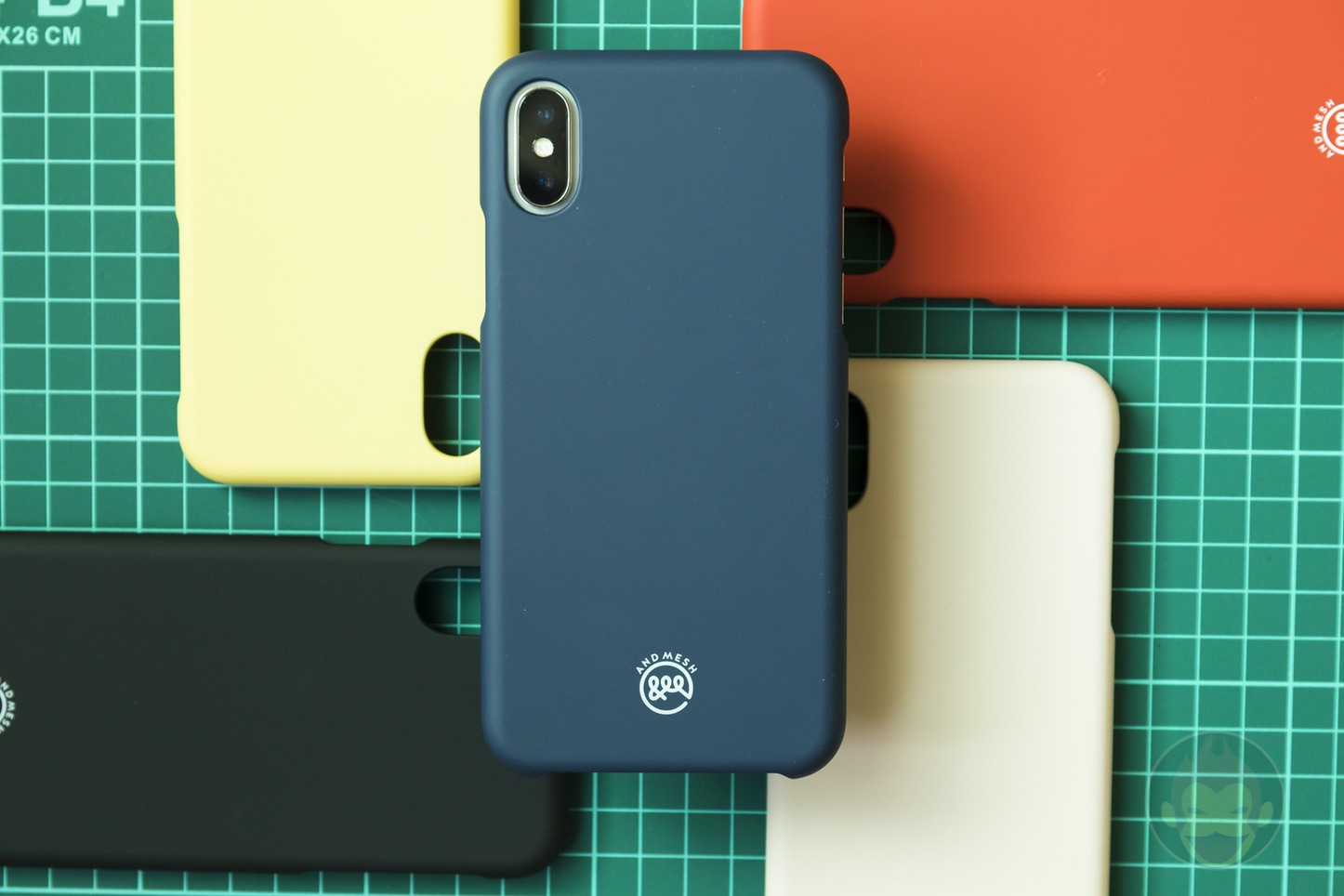 AndMesh Basic Case for iPhoneX 01