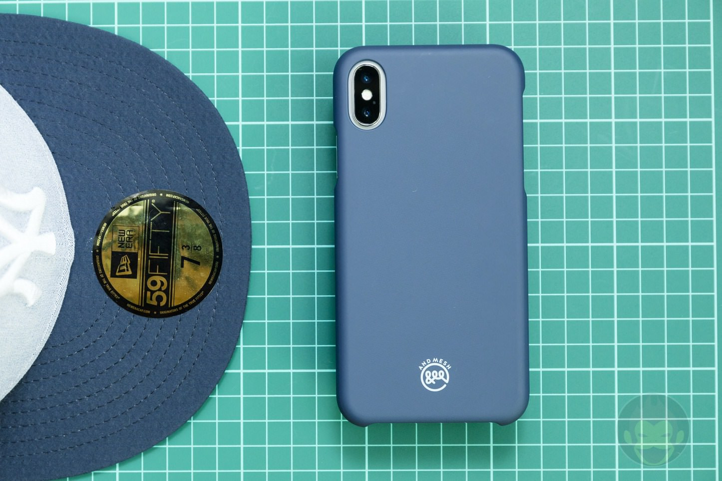 AndMesh Basic Case for iPhoneX 12