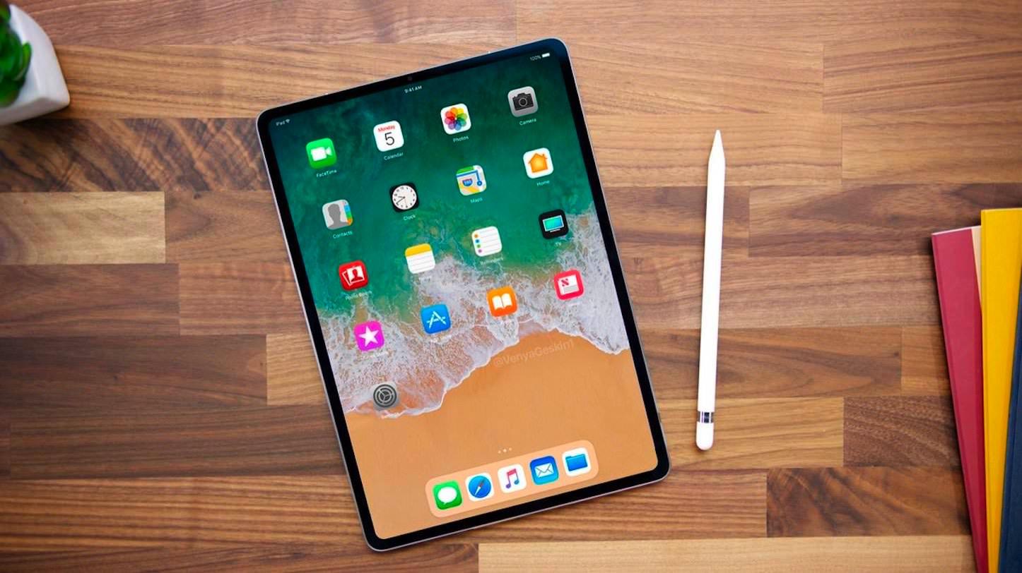 Bezelless iPad Pro 2