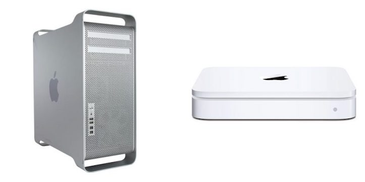 Mac Pro time capsule
