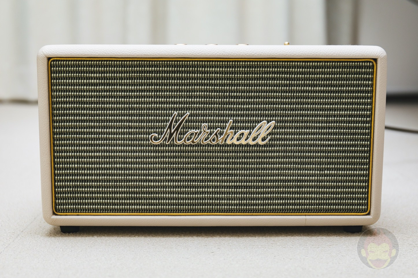 Marshall Stanmore Bluetooth Wireless Speaker Review 0000