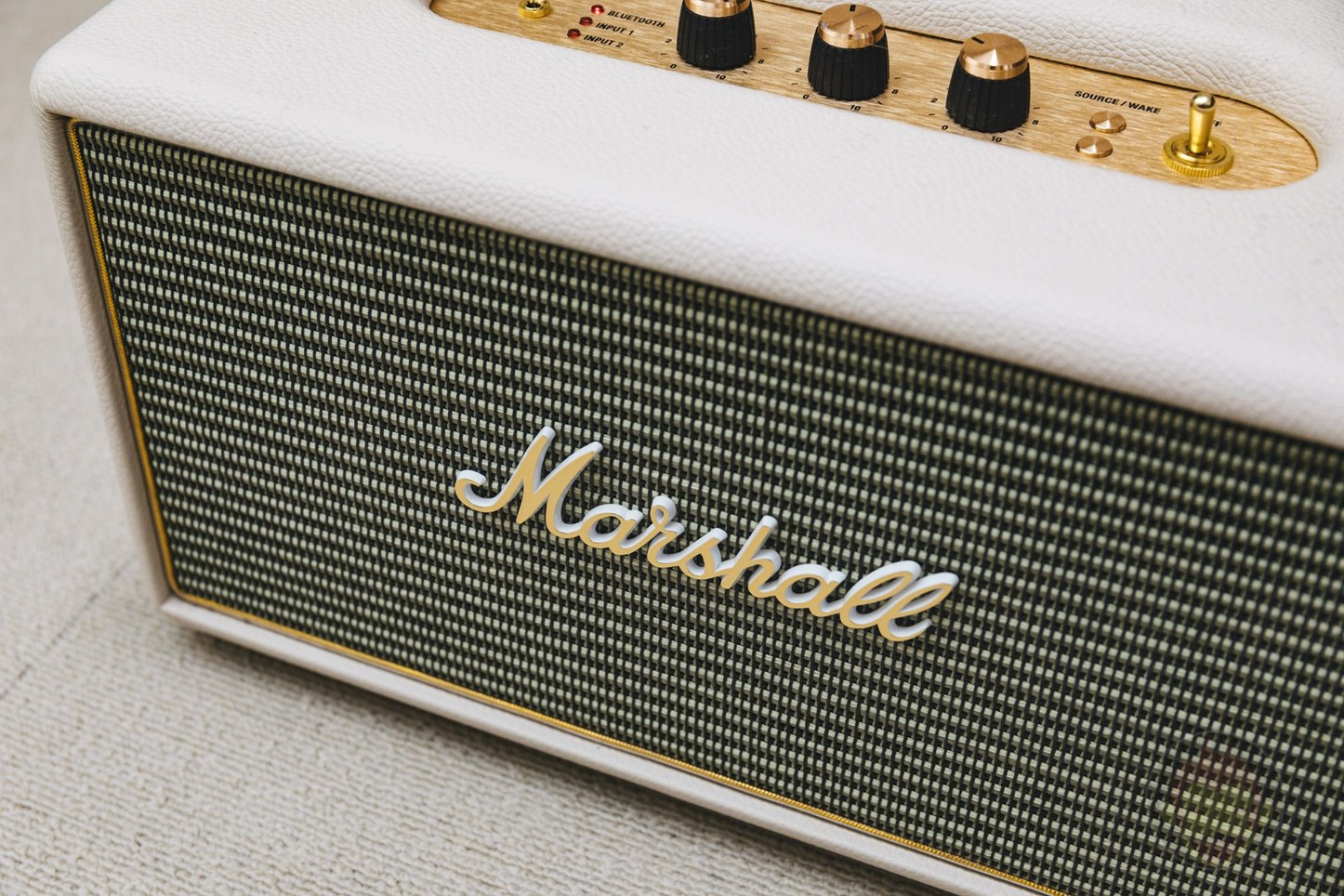 Marshall ACTON Bluetooth Wireless Speaker Review 0001