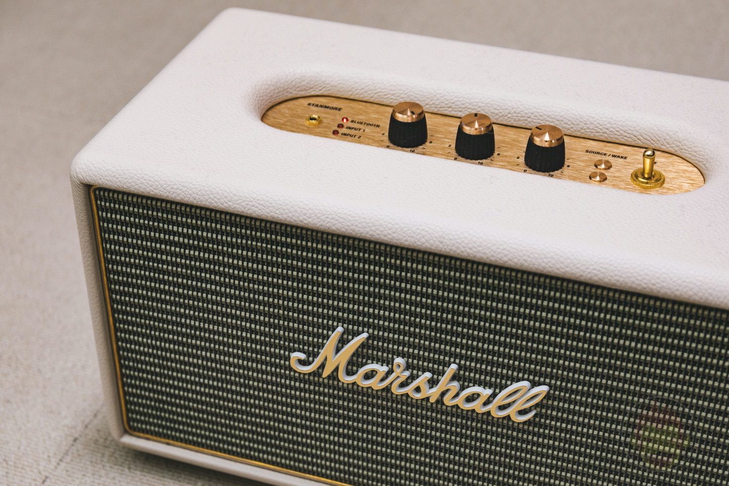 Marshall ACTON Bluetooth Wireless Speaker Review 0002
