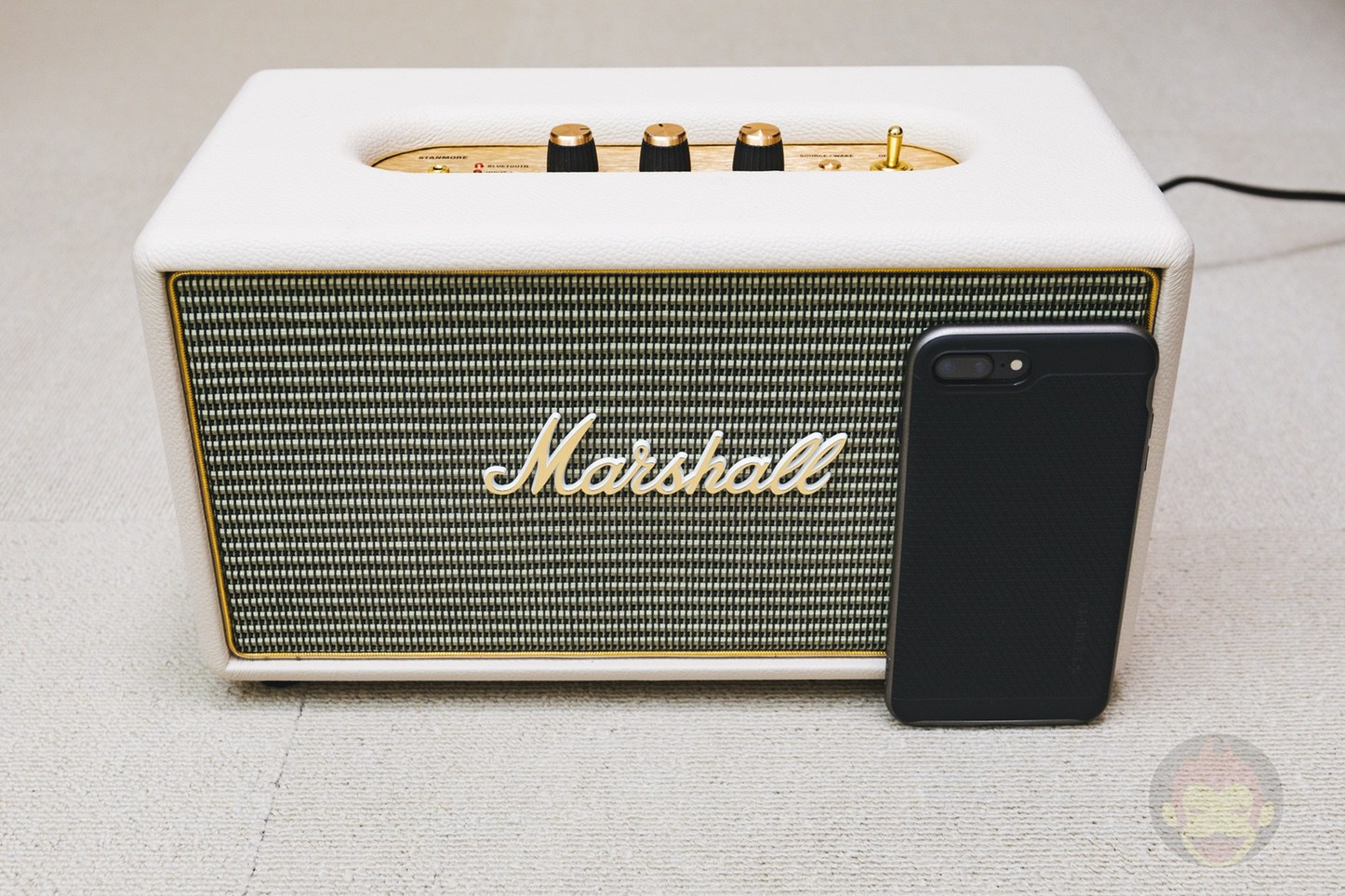 Marshall Stanmore Bluetooth Wireless Speaker Review 0010