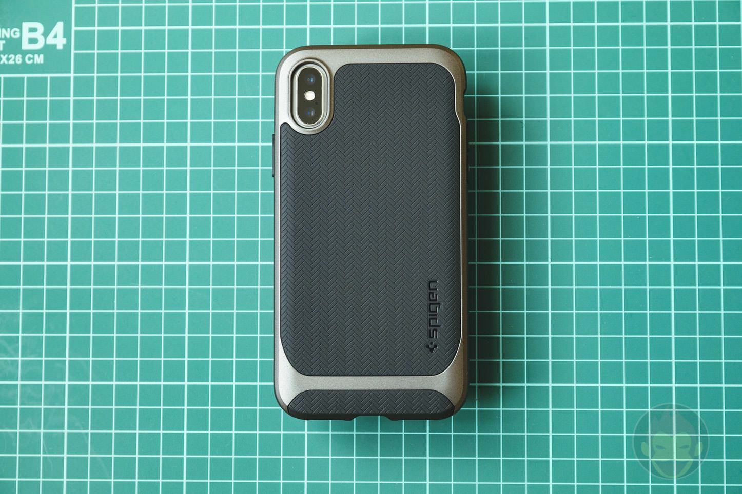 Spigen Neo Hybrid Case for iPhoneX 01