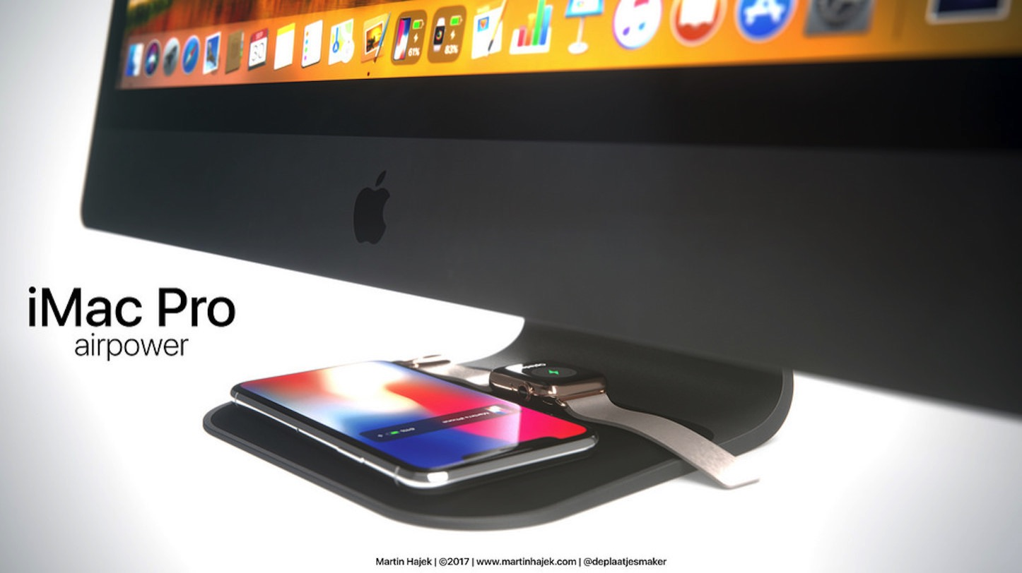 IMac Pro AirPower Concept 1