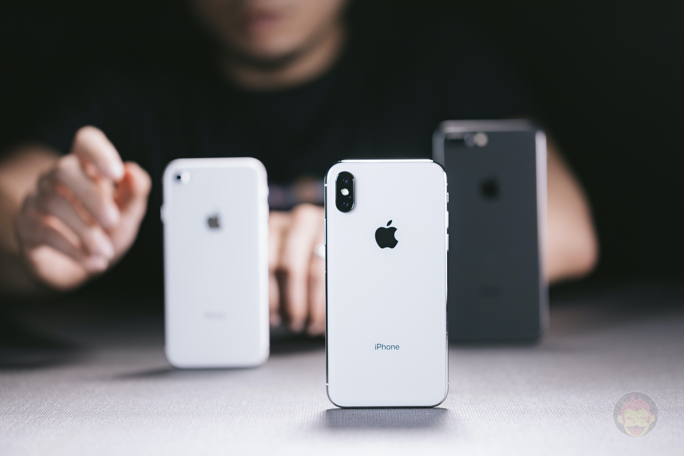 IPhone X Silver Review 34