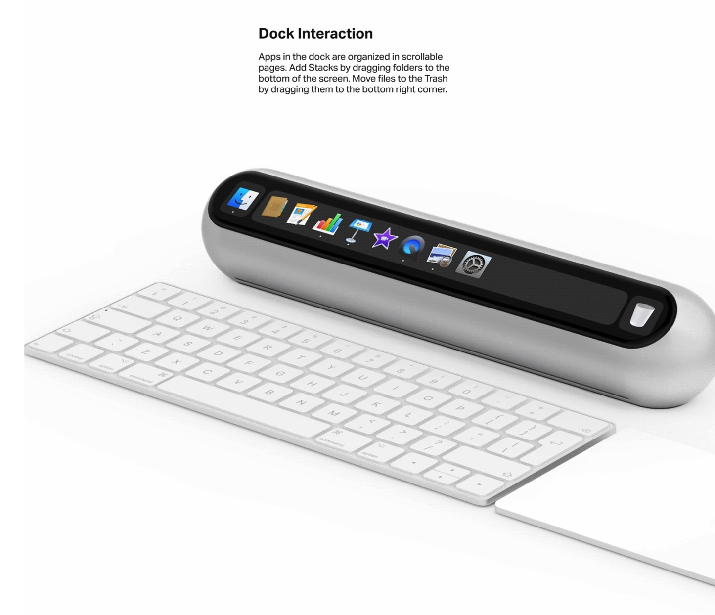 Mac mini concept touch bar 1