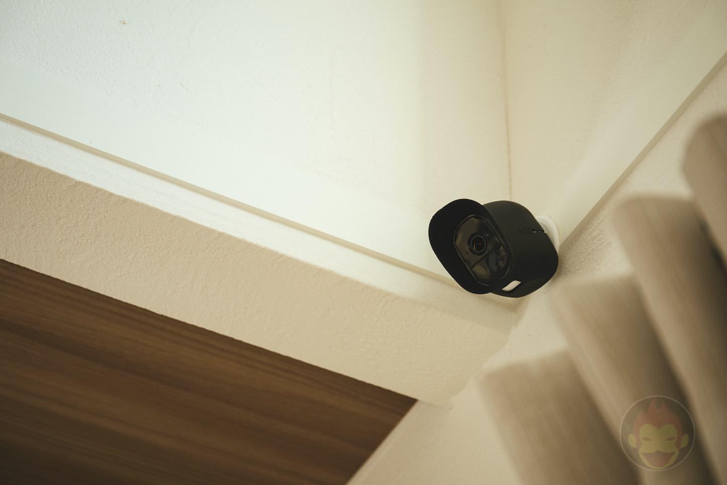 Arlo Camera Inside